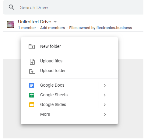 ⭐UNLIMITED GOOGLE DRIVE ON YOUR ACCOUNT LIFETIME +🎁