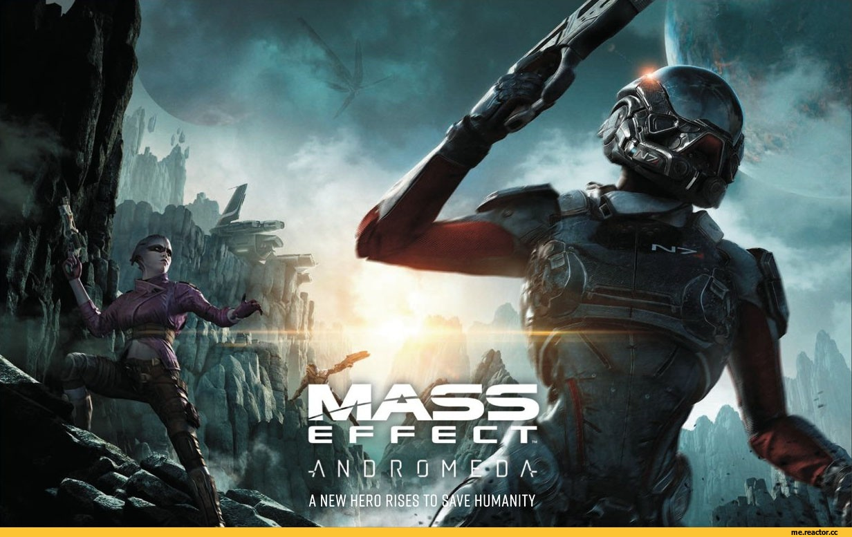 Mass Effect Andromeda [LIFETIME WARRANTY][MULTI/EN]