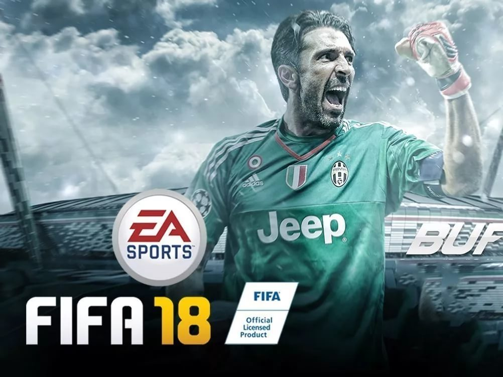 FIFA 18 [LIFETIME WARRANTY ] [ORIGIN] [ENG]