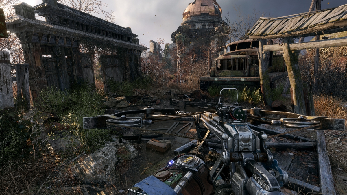 METRO EXODUS (EPIC LAUNCHER) + LIFETIME WARRANTY