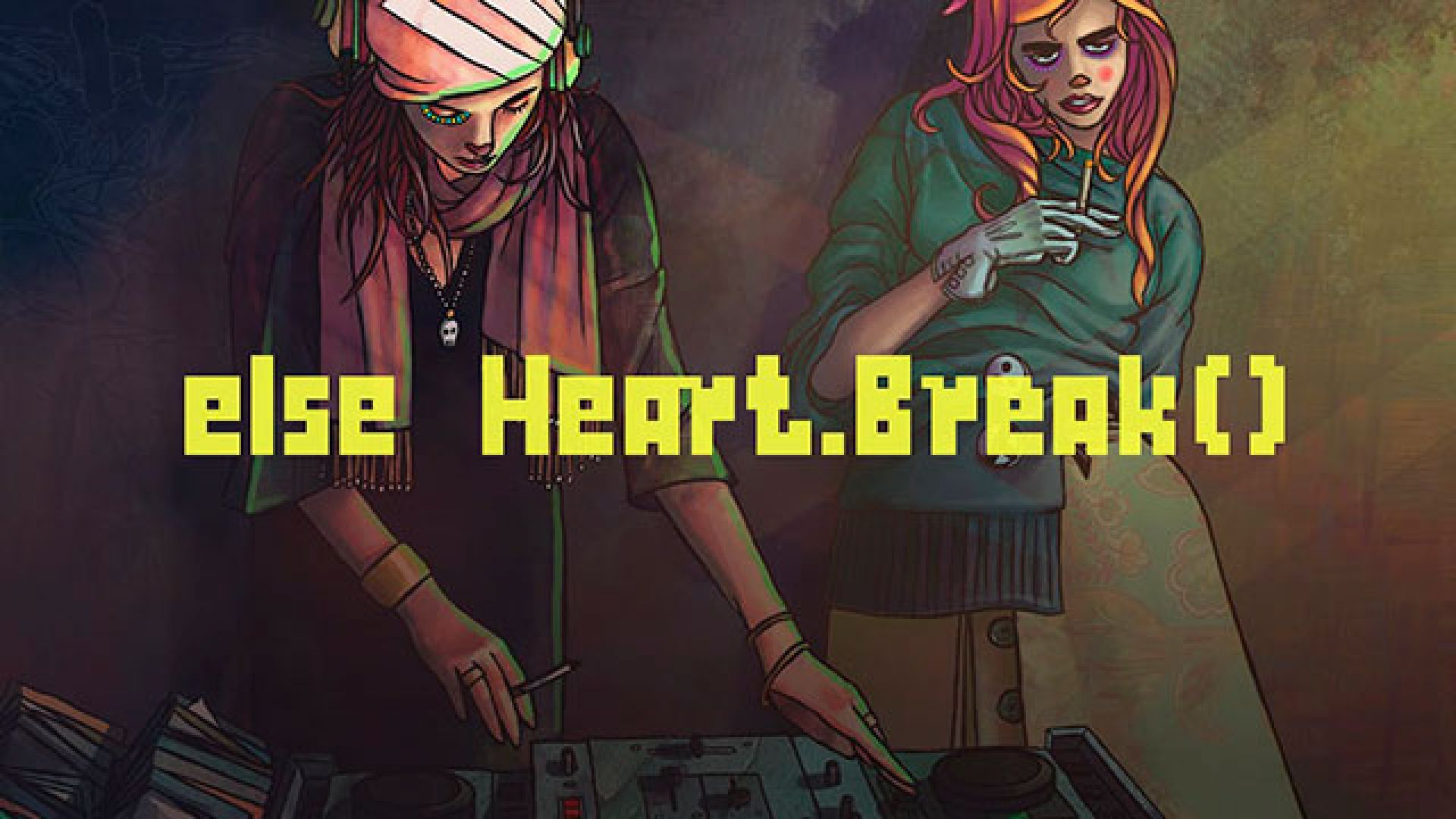 Else Heart.Break() (Steam Key / RU CIS)