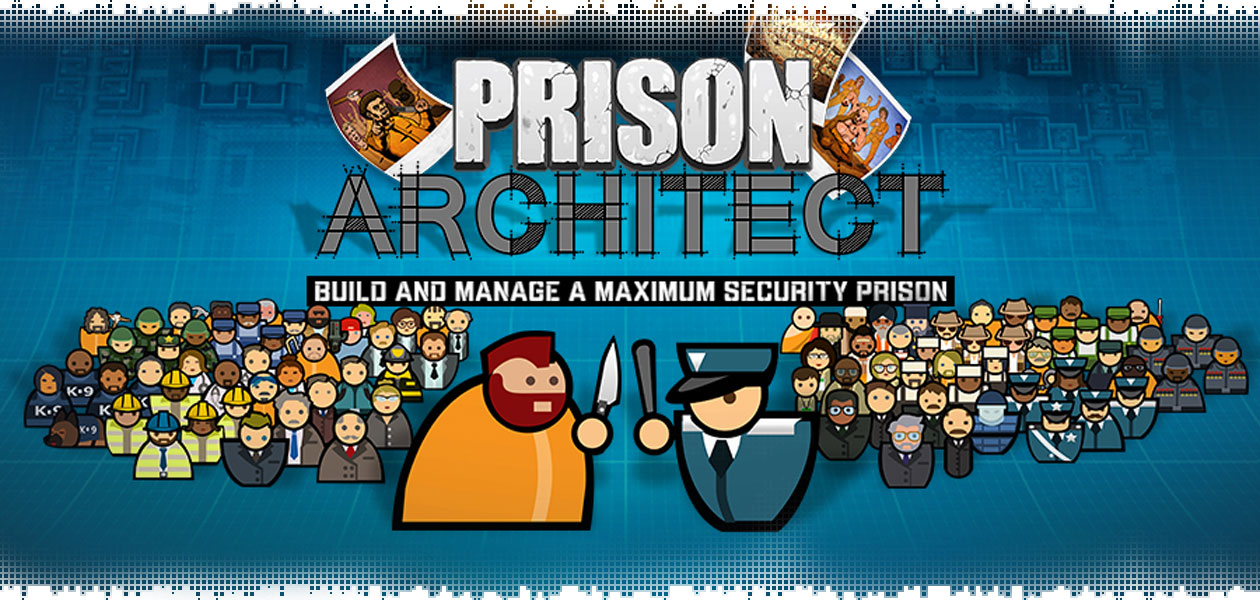Prison Architect (Steam Gift / RU CIS)