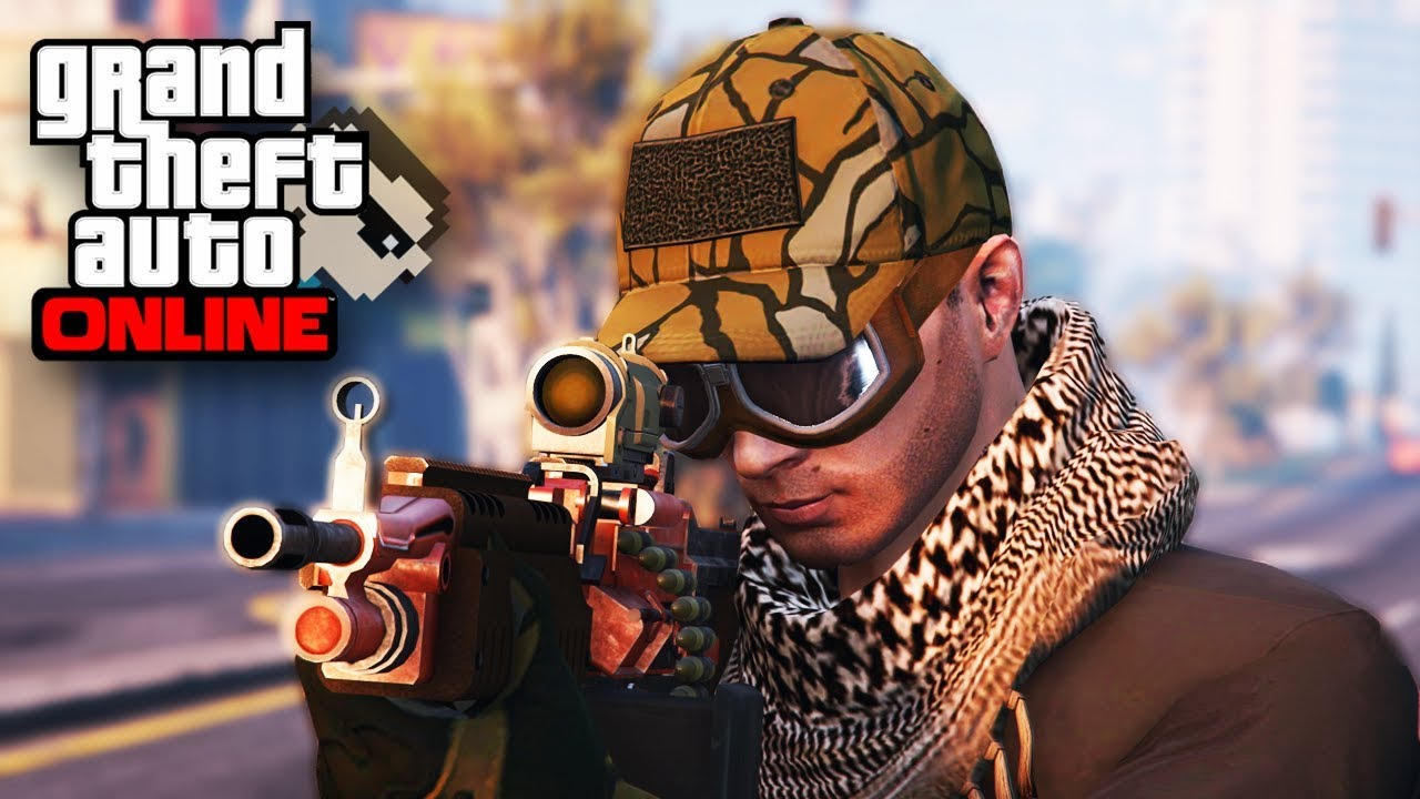 Grand Theft Auto V / GTA 5 Online [Changeable Data]