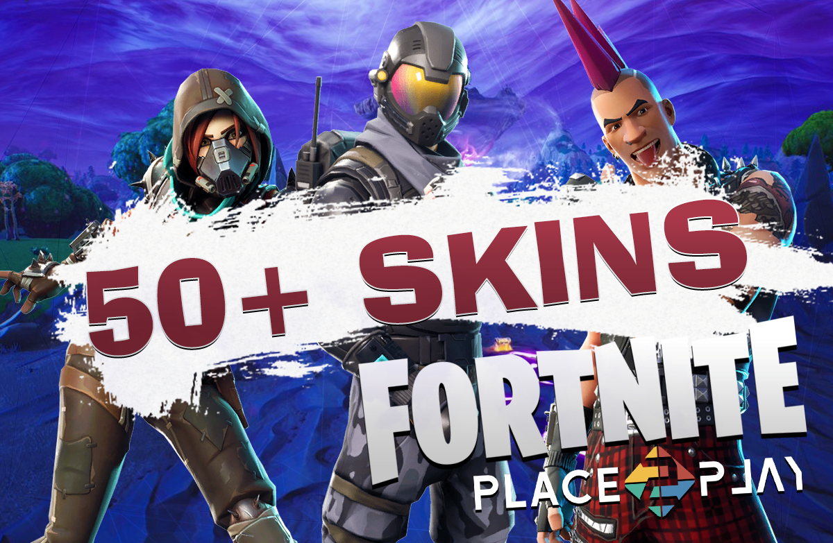 FORTNITE | 50+ PVP SKINS | CASHBACK | WARRANTY ✅