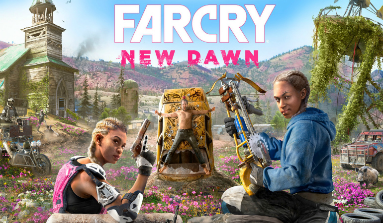 FAR CRY NEW DAWN | CASHBACK 10% | WARRANTY