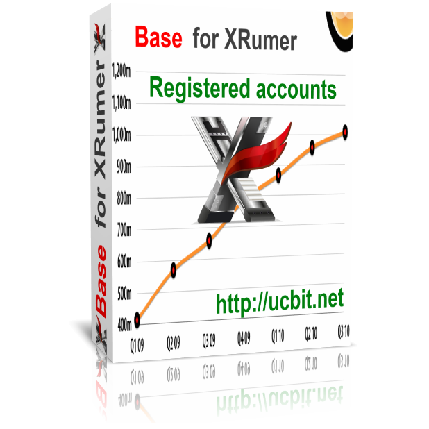 База ссылок Registered Accounts 563k для XRumer