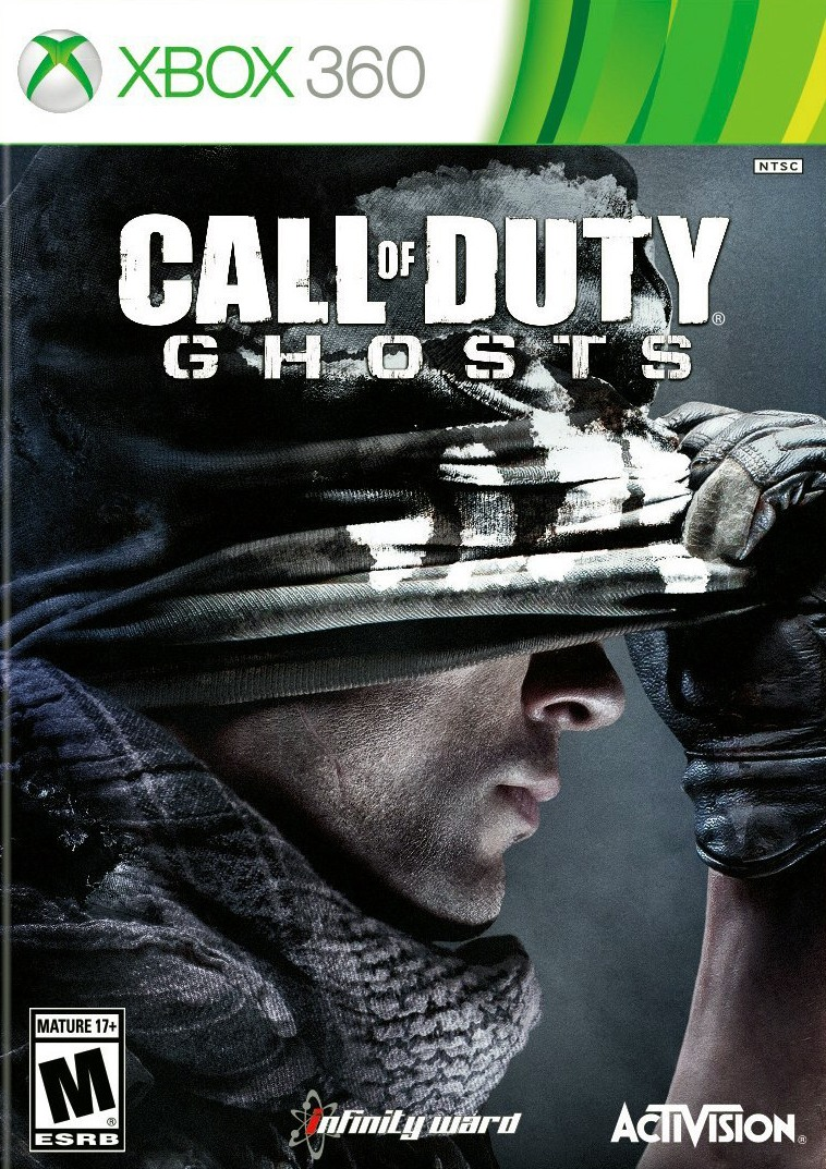 Call of Duty Ghosts | XBOX 360 ACCOUNT