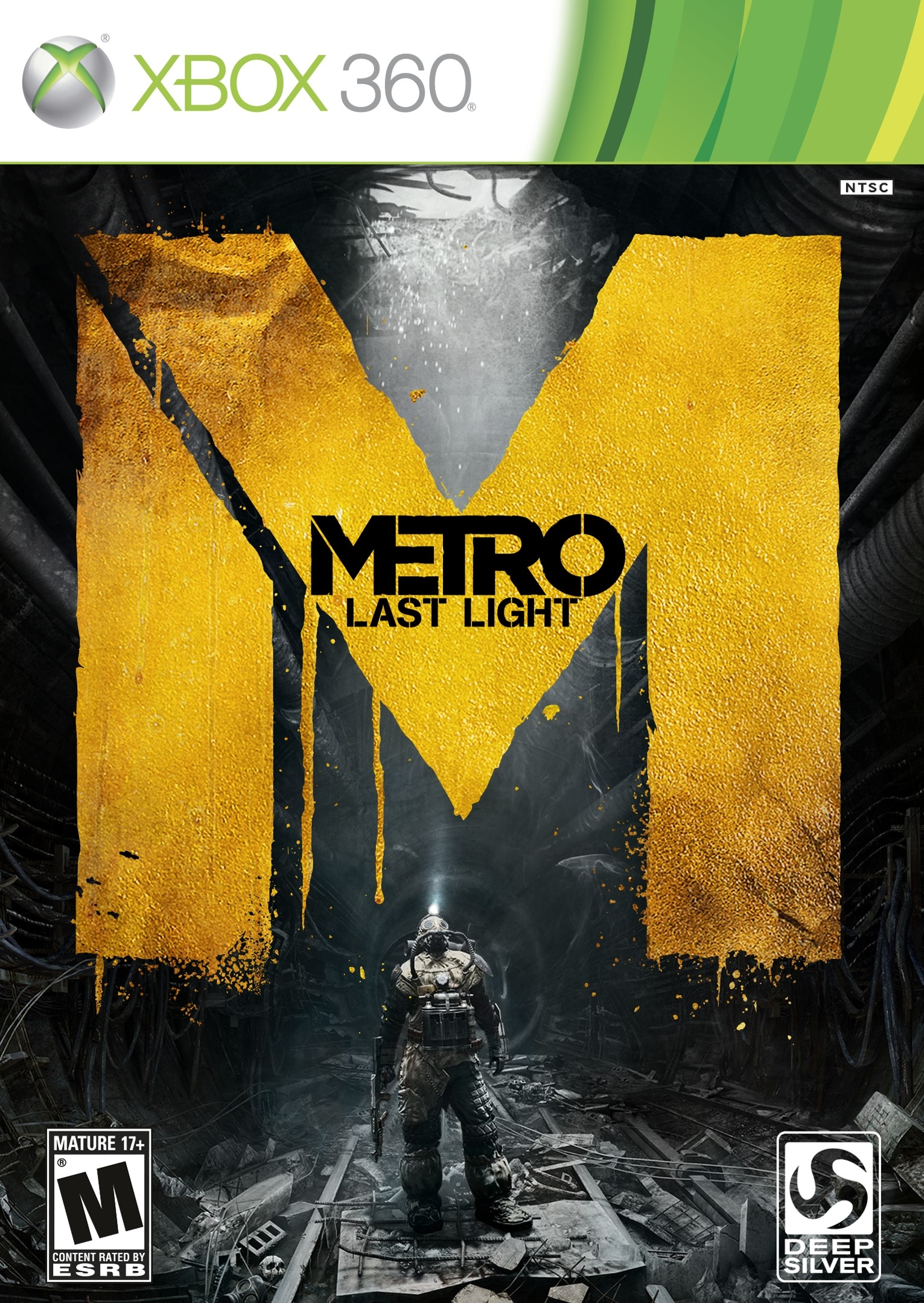 Metro 2033 + Metro last light | XBOX 360 ACCOUNT
