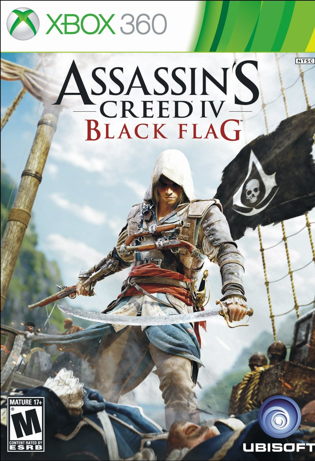 Assassin´s creed 4 / XBOX 360 ACCOUNT
