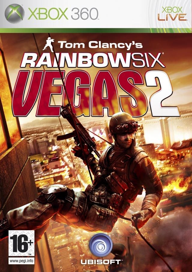 47_Rainbow six Vegas 1 & 2 | XBOX 360 ACCOUNT