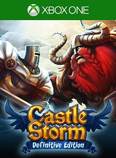 КОД | Castle Storm - Definitive Edition | XBOX ONE