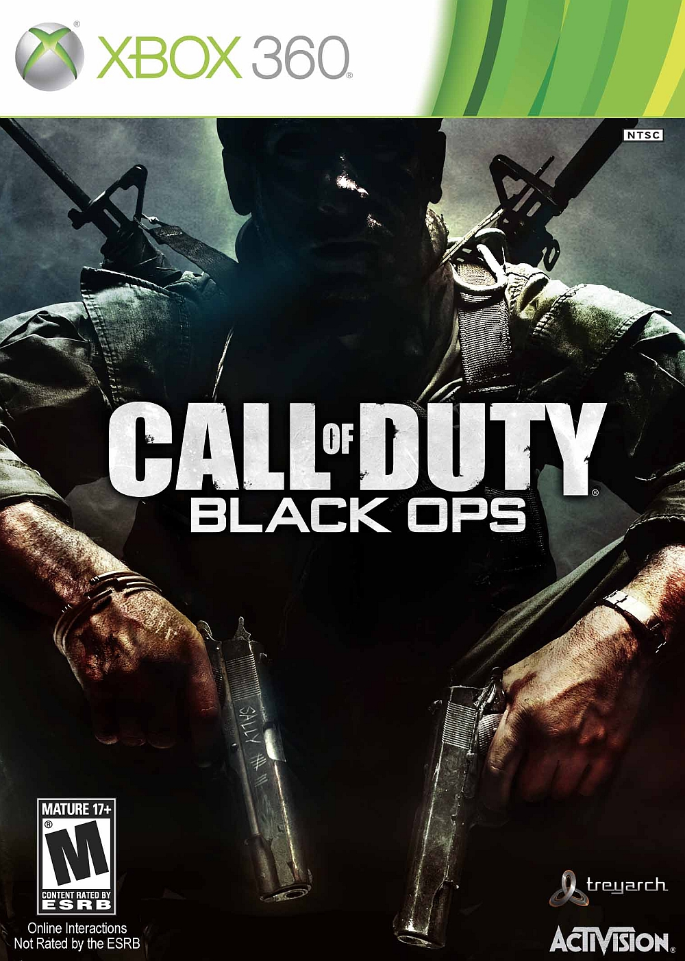 Call Of Duty - Black Ops 1 и 3 | XBOX 360 АККАУНТ