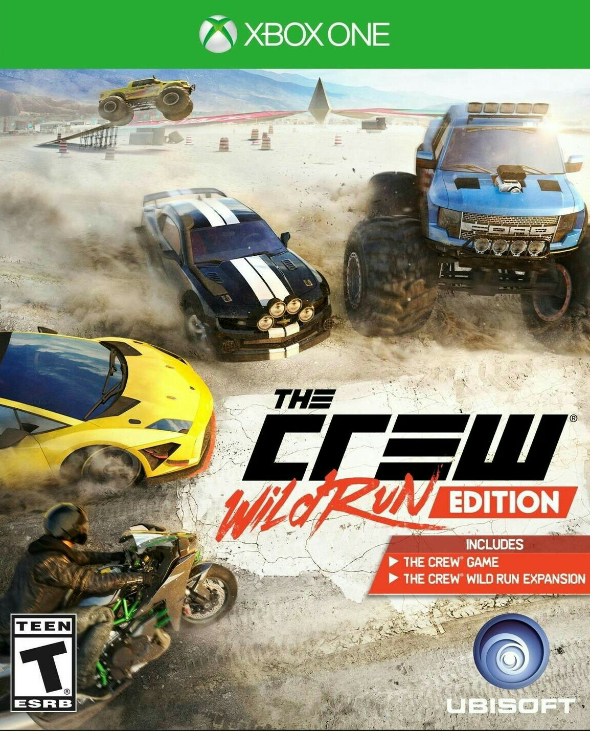 The Crew Xbox One : buy code the crew wild run edition xbox one and download ~ Aude.kayakingforconservation.com Haus und Dekorationen