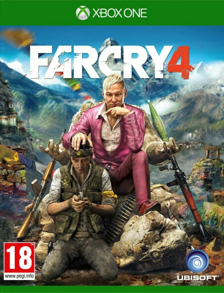 CODE | KEY | XBOX ONE | Far Cry® 4