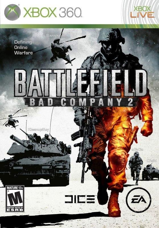 Battlefield: bad company 2 xbox one & xbox 360 [digital code.