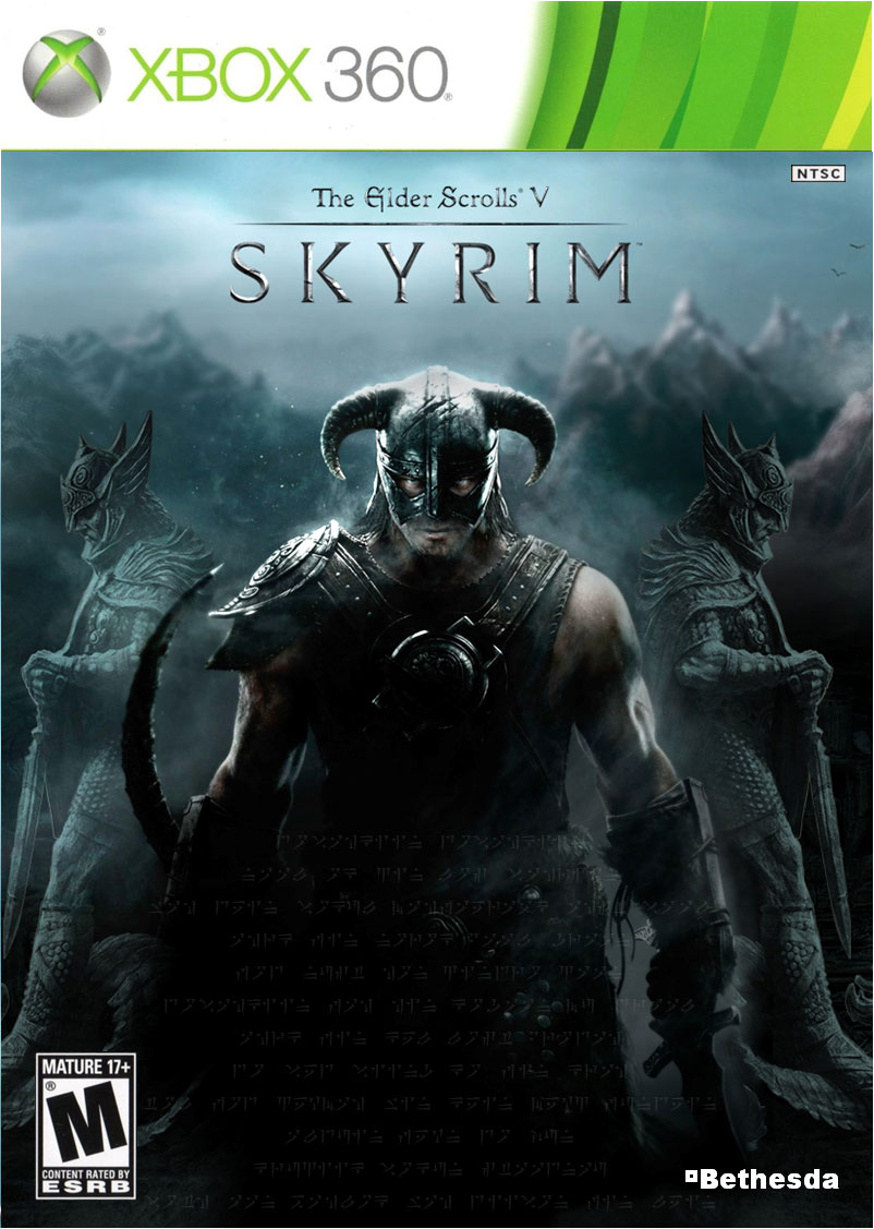 The Elder Scrolls V - Skyrim | XBOX 360 ACCOUNT