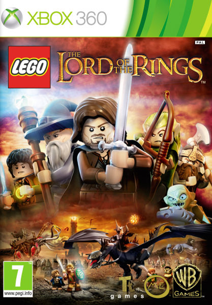 XBOX 360 |48| LEGO® Lord of the Rings™ + Hobbit™