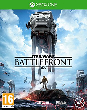 SALE | XBOX ONE | STAR WARS™ Battlefront™ + 3 Game´s