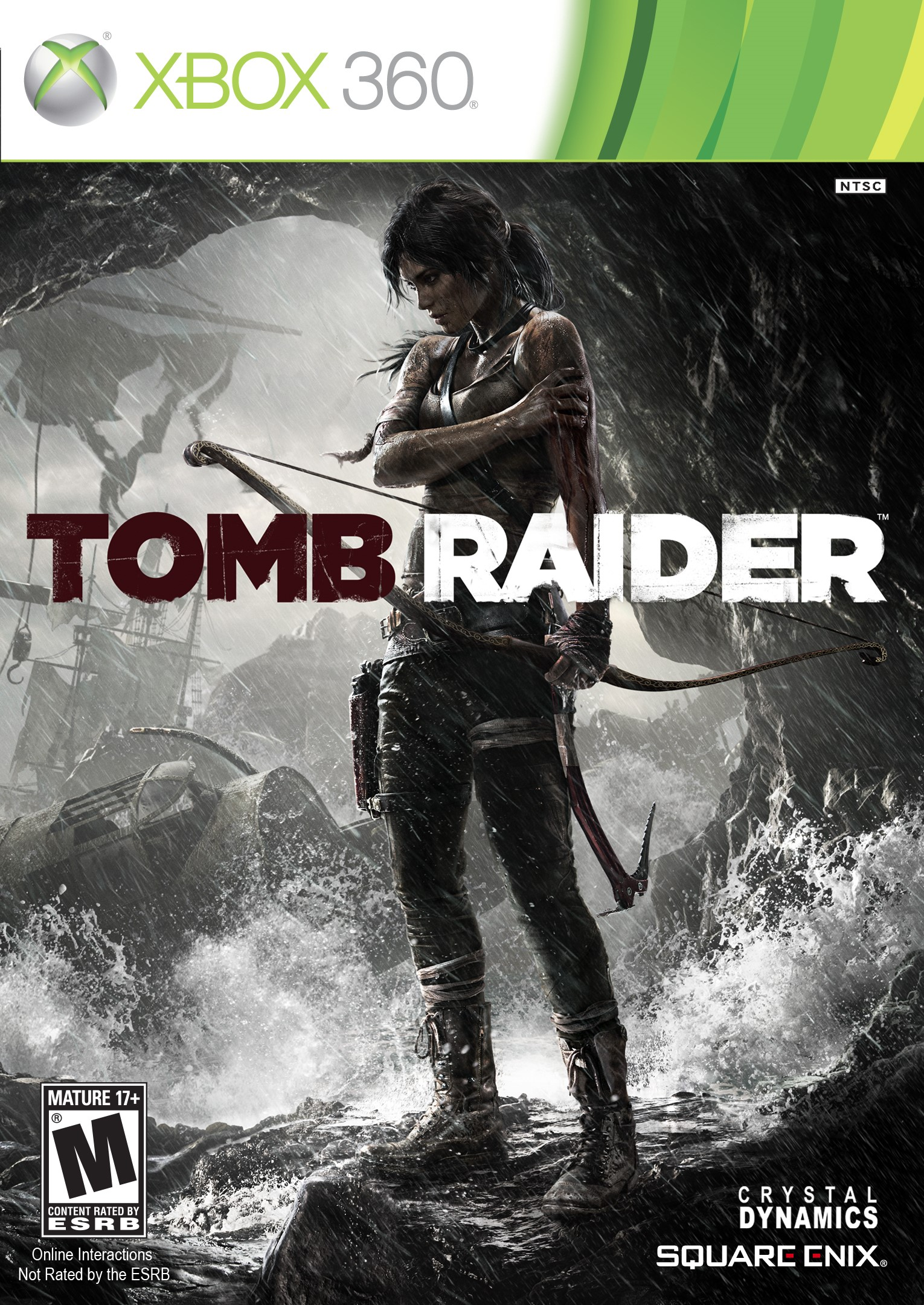 XBOX 360 | Tomb Raider + Darkvoid + 3 Игра