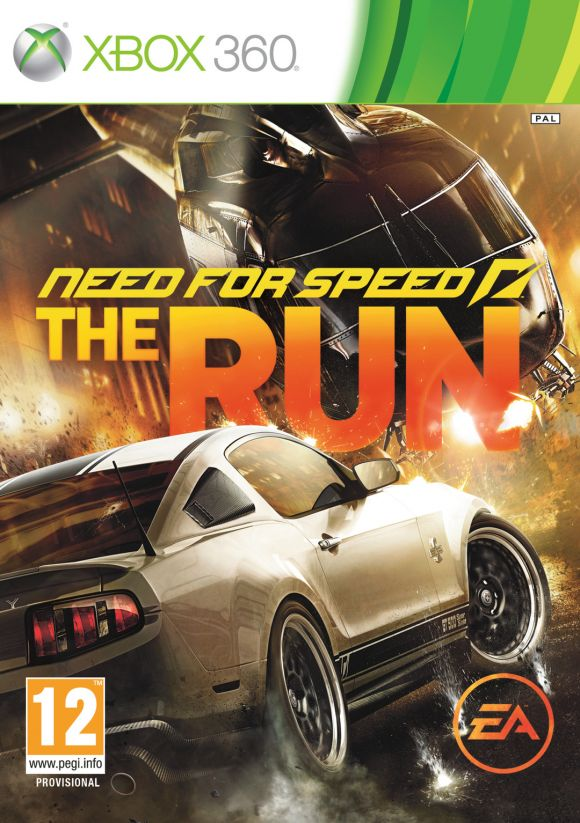 15 XBOX 360 | Need For Speed The Run + Max Payne 3 + 1