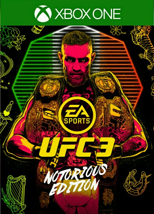 RENT | EA SPORTS™ UFC® 3 Notorious Edition | XBOX ONE
