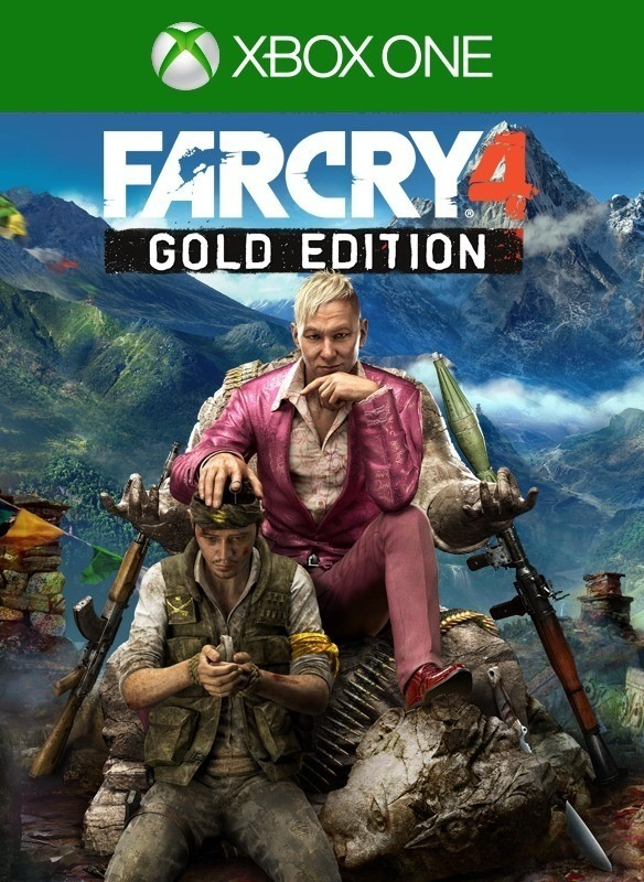 CODE - ARG | FAR CRY 4 GOLD EDITION | XBOX ONE