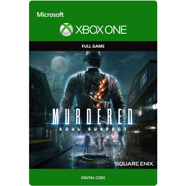 CODE - TR | Murdered: Soul Suspect  | XBOX ONE
