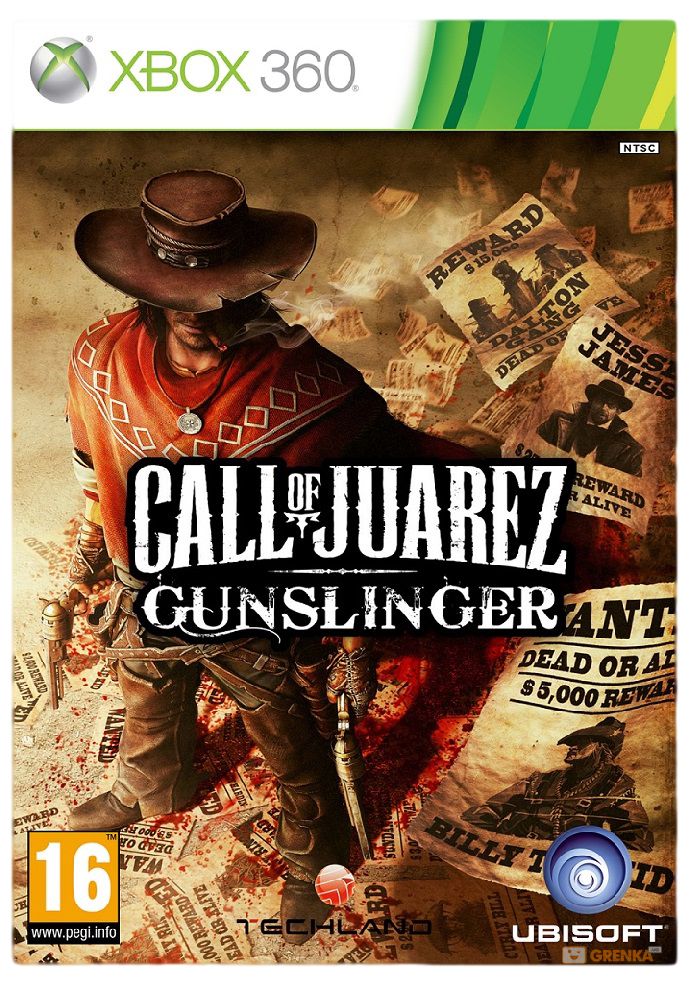 XBOX ONE |55 Call Of Juarez® + Metal Gear + Crysis® 3