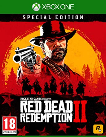 ✅ Red Dead Redemption 2: Special Edition | XBOX ONE