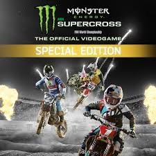 Code🔑Key | Monster Energy Supercross - Sp | Series X|S