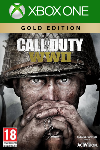 Call of Duty®: WWII - Gold Edition | XBOX ONE ♥🎮