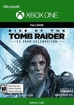 КОД - TR | Rise of the Tomb Raider: 20 Year | XBOX ONE