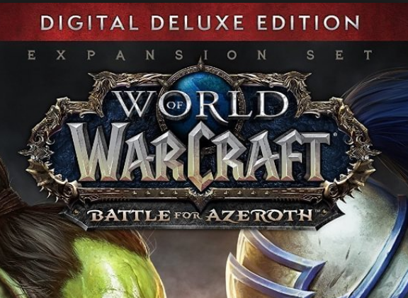 World of Warcraft: Battle for Azeroth Deluxe Edition US
