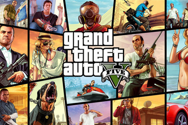 Grand Theft Auto V/GTA 5 PC [MAIL+FULL ACCESS+ONLINE]