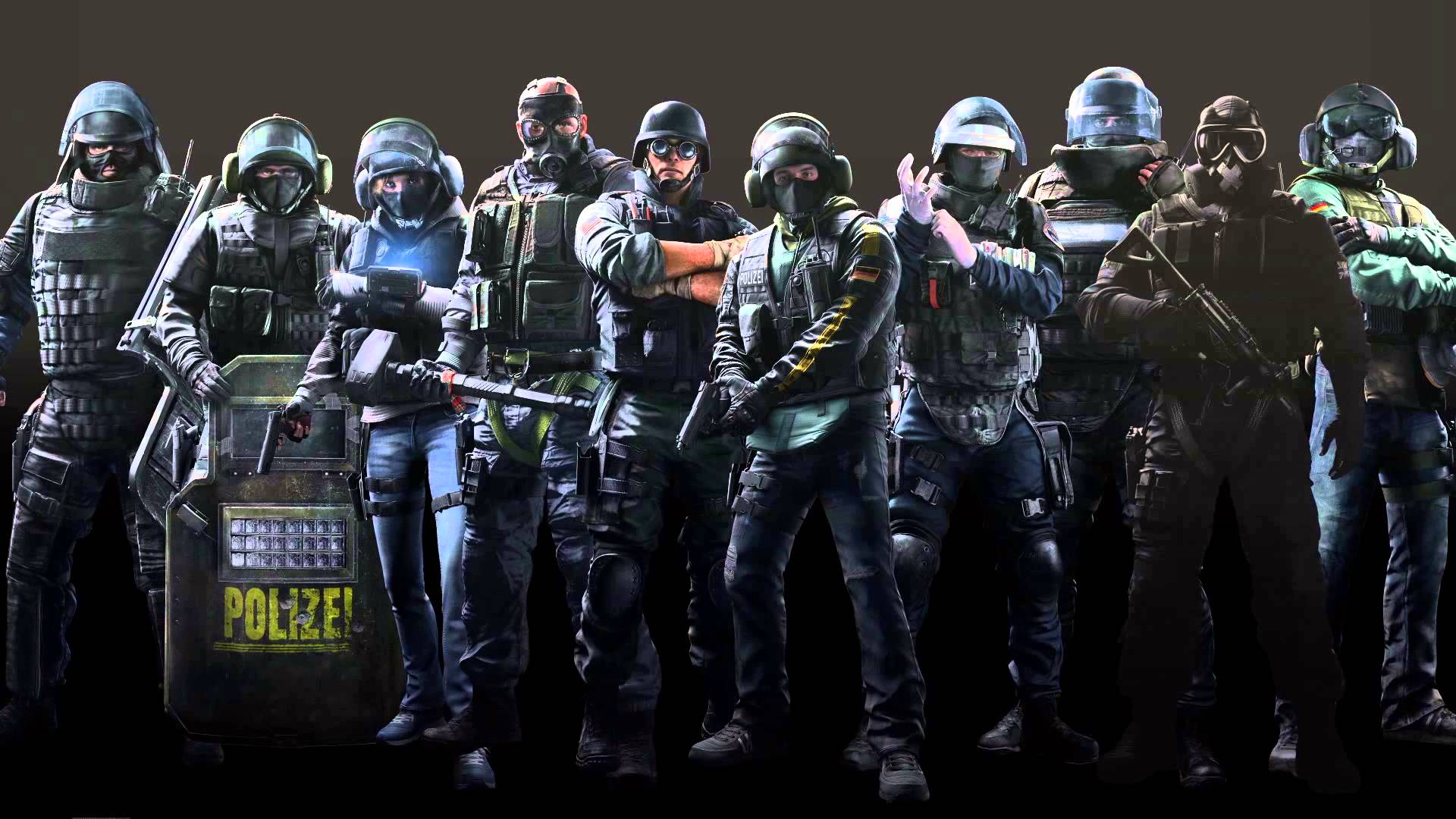 Tom Clancy´s Rainbow Six: Siege [FULL ACCESS + MAIL]