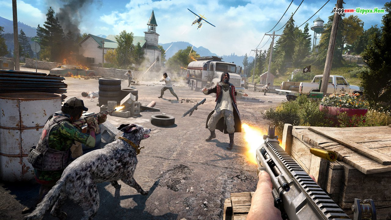 Far Cry 5 [FULL ACCESS + MAIL + WARRANTY]