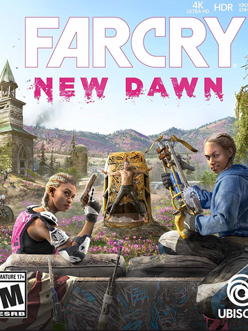 Far Cry New Dawn [FULL ACCESS + MAIL + WARRANTY]