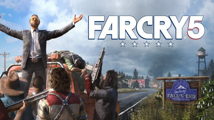 FAR CRY 5 | REGION FREE | ГАРАНТИЯ | UPLAY