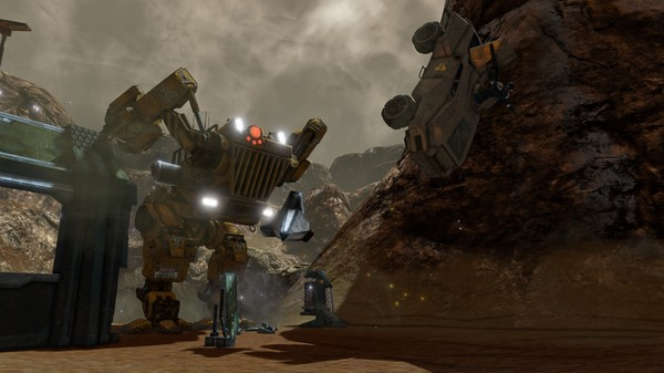 Red Faction Guerrilla Re-Mars-tered (Steam GLOBAL)