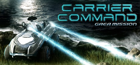 Carrier Command: Gaea Mission (Steam GLOBAL)