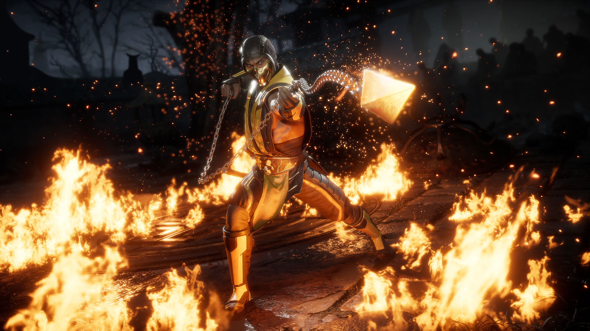 Mortal Kombat 11 (Steam RU+CIS) + Gift