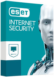Eset Internet Security 2019  2PC + 2ANDROID  1 YEAR 2019