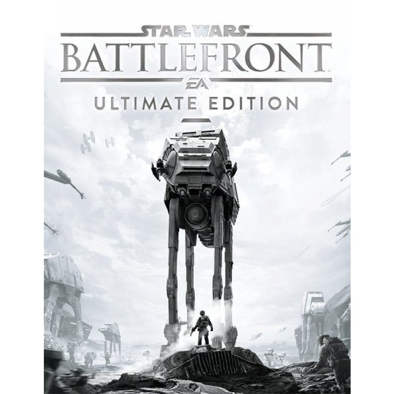 STAR WARS Battlefront Ultimate  LIFETIME WARRANTY