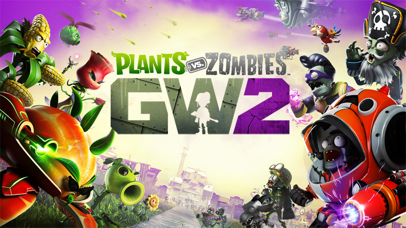 Plants vs. Zombies ™ Garden Warfare 2 Exclusive Edition
