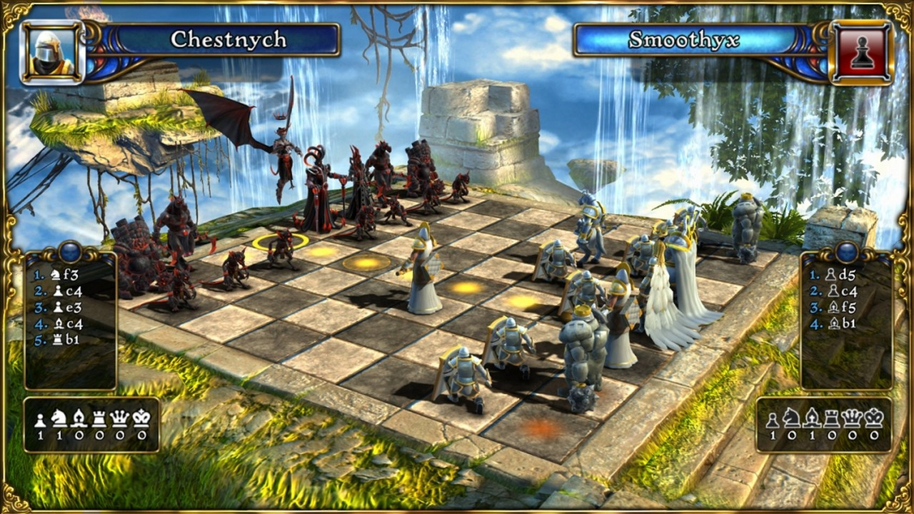 Battle vs Chess (Steam Key / ROW / Region Free)