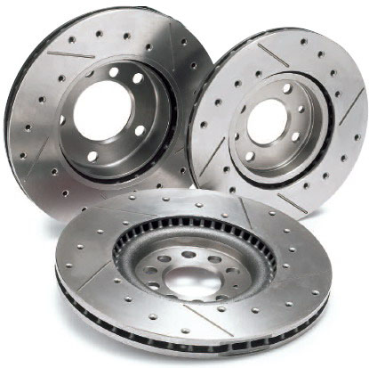 Catalog of selection of brake disks