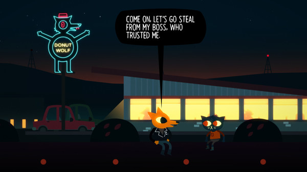 Night in the Woods (Steam Gift RU/CIS)