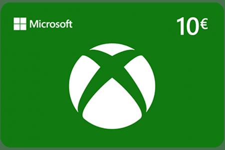 Xbox Live 10 Euro