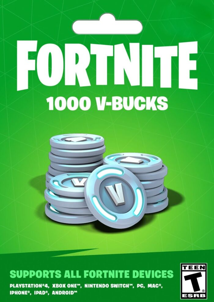⭐️ (FORTNITE) - Fortnite 1000 V-Bucks Epic ⭐️