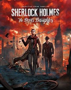 Sherlock Holmes:The Devil's Daughter(Steam Gift Ru+Cis)